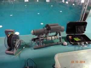 水中ロボット工作キット