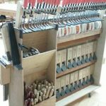 移動式工具整理台の改良