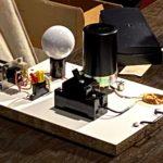 電磁力でコインを飛ばそう:製作上の注意事項と実演